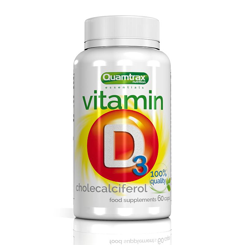 Quamtrax Essential Vitamin D3