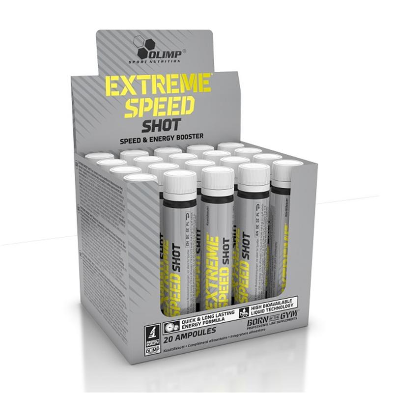 Extreme speed Shot