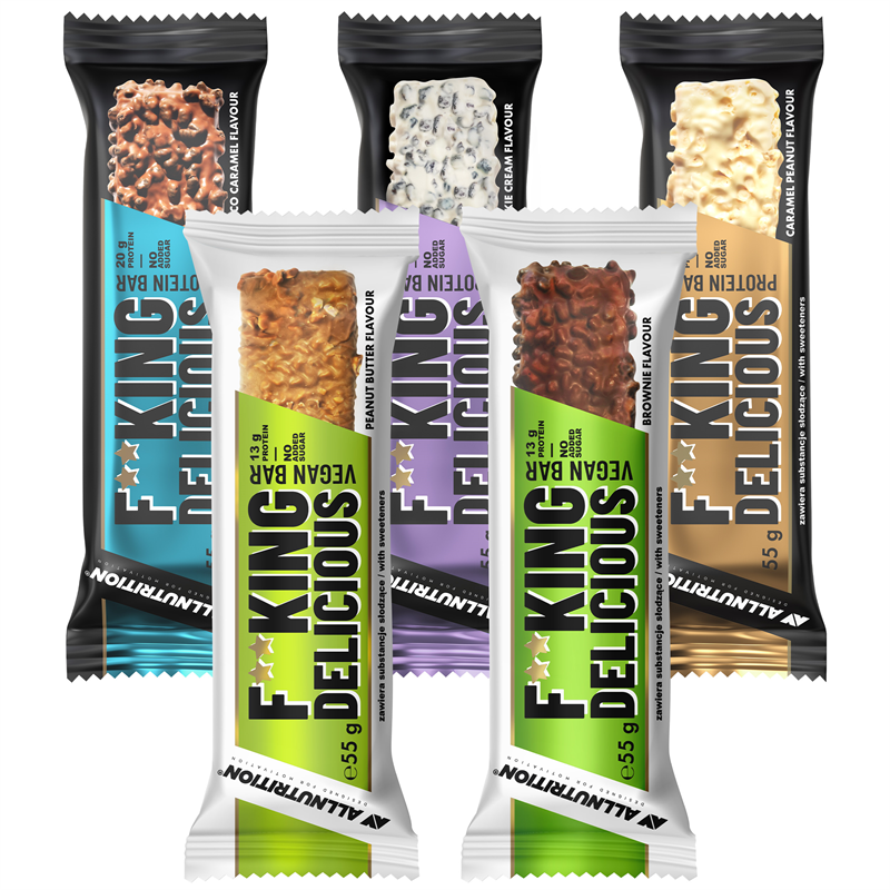 ALLNUTRITION F**king Delicious Protein Bar