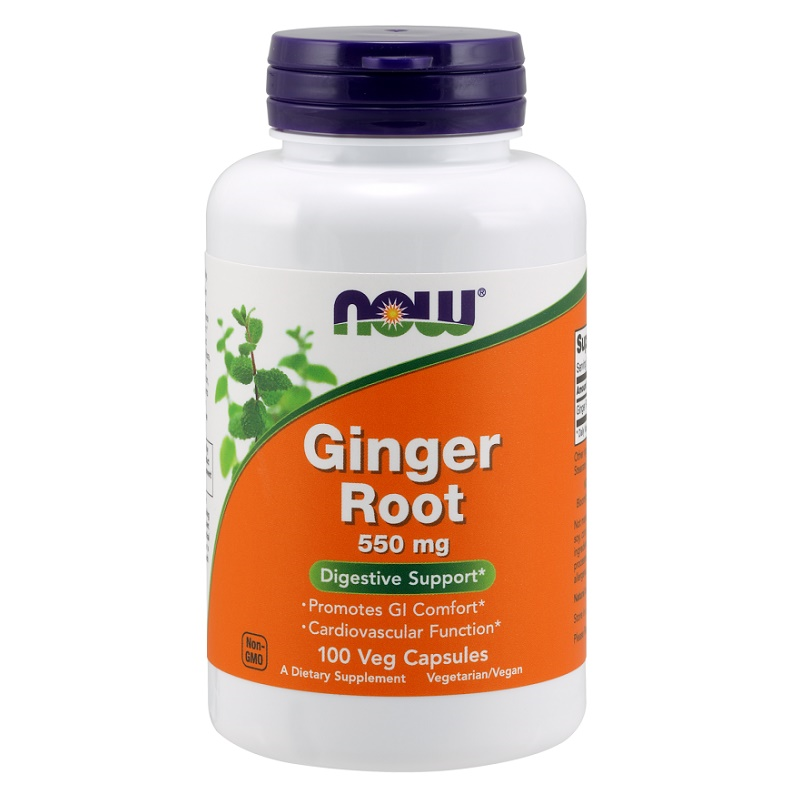 Now Ginger Root