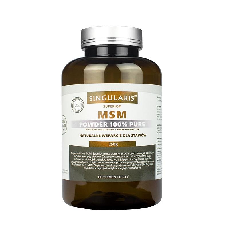 Singularis MSM Powder 100% Pure