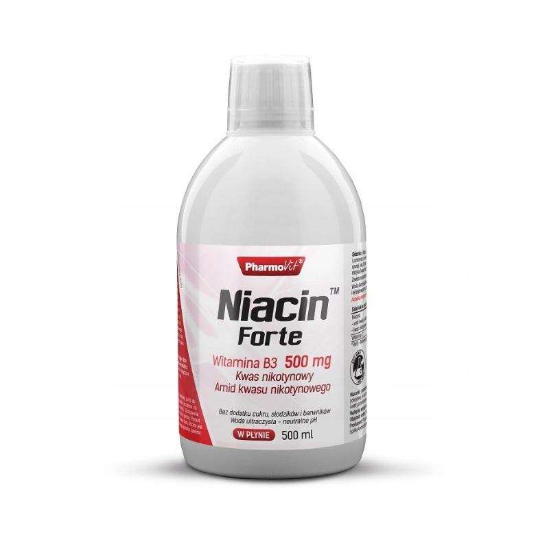 Pharmovit Niacin Forte 500mg
