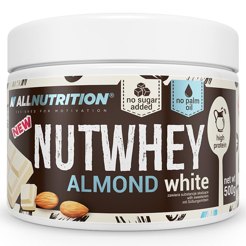 ALLNUTRITION Nutwhey Almond White