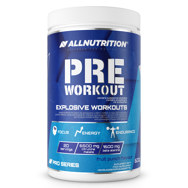 Pre Workout Pro Series