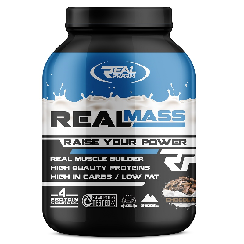 Real Pharm Real Mass