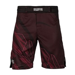 Spodenki Grappling Shadow Red