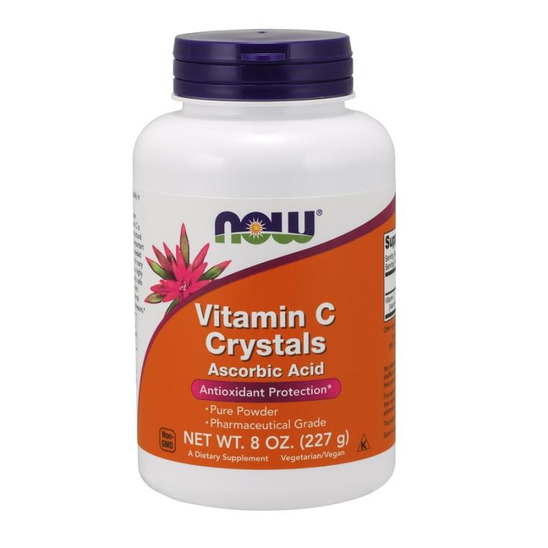 Now Vitamin C Crystals