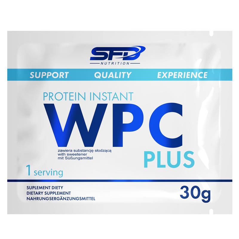 WPC Protein Plus
