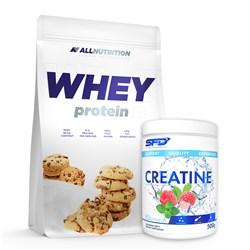 Whey Protein 2270g + Creatine 500g