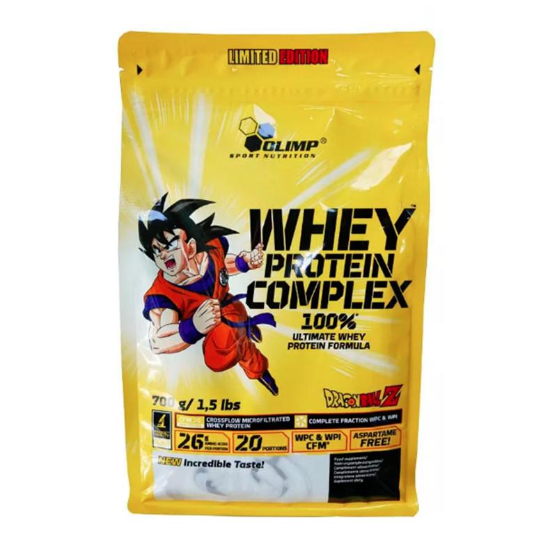 Whey Protein Complex 100% Edition Dragon Ball