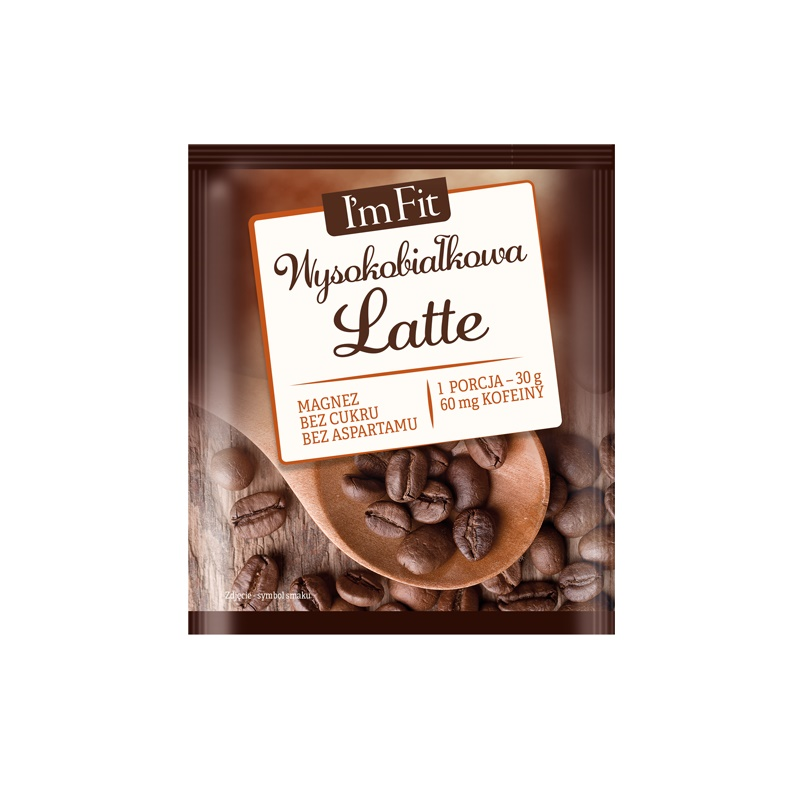 ActivLab Wysokobiałkowe Latte
